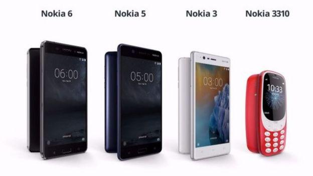 O tijolão esta de volta! Nokia 3310 foi relançado.