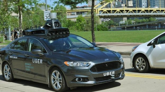 Uber to deploy self-driving cars in Pittsburgh ilicomm Technology Solutions