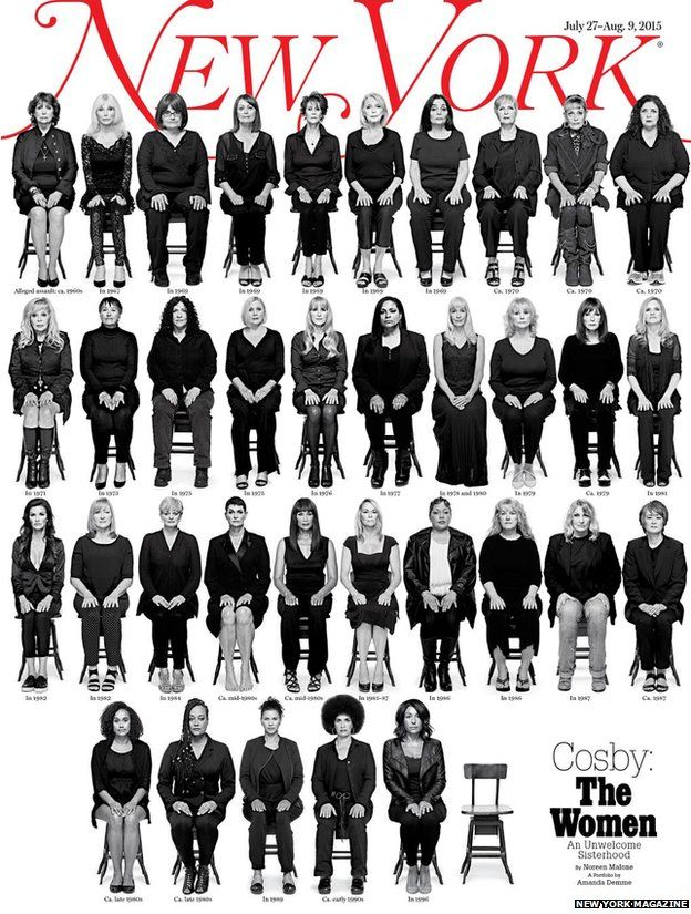 Accusers speak out: New York Magazine Cosby
