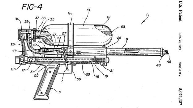 Dibujo para la solicitud de patente