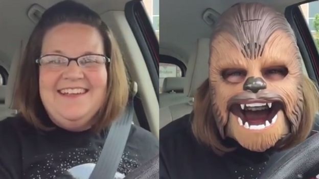 Image result for chewbacca mom