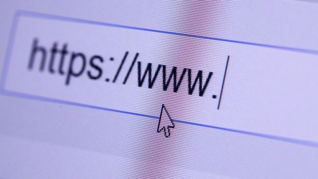 The domain name system makes it easier to remember how to access a website
