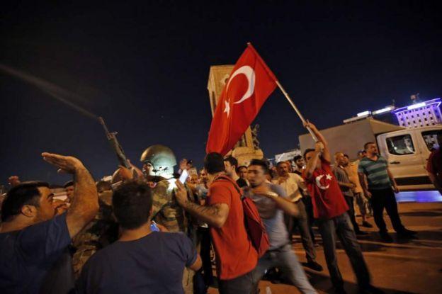 Praça Taksim