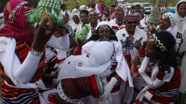 Oromo people in Ethiopia