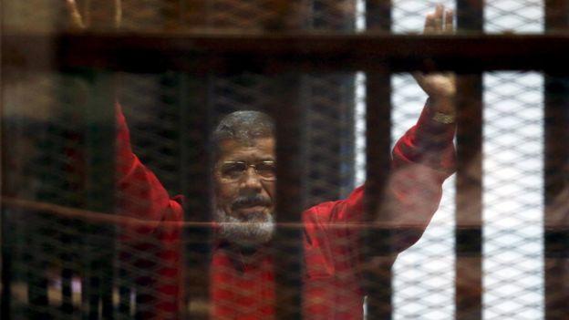 Mısır'ı bir yıl boyunca yöneten Mursi