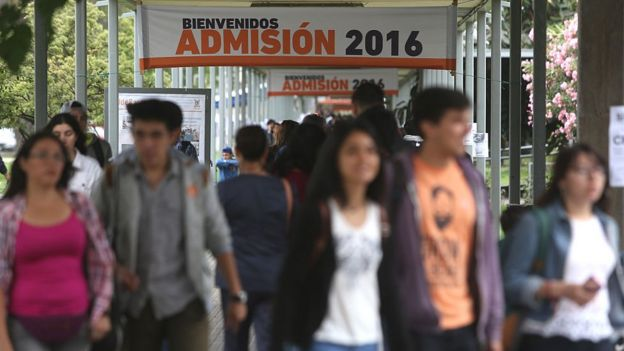 Chile evalúa a sus profesores desde hace una década.
