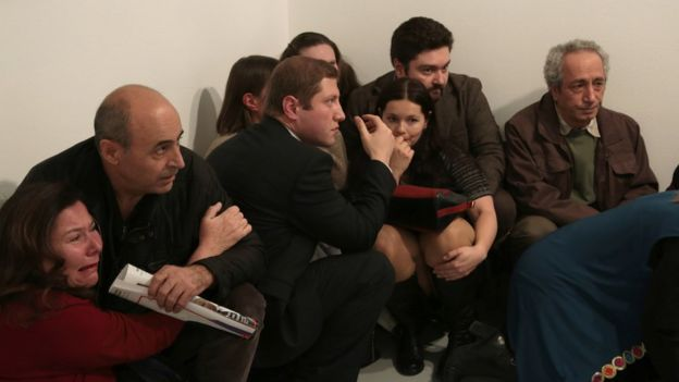 Turki, Rusia, Karlov, Ankara