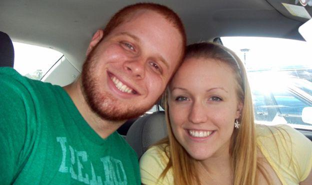 Robert Burton and Melissa Dohme