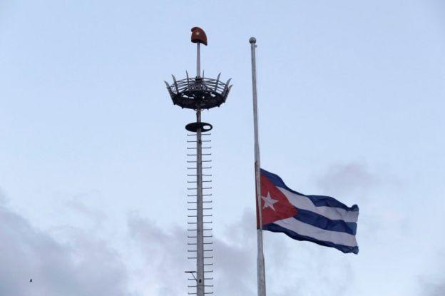 Maduro llega a La Habana para rendir tributo a Fidel