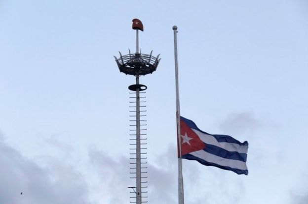 Cuba rinde homenaje a Fidel (+ MULTIMEDIA) — EN FOTOS