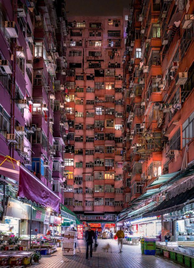 攝影師鏡頭下的香港老城區