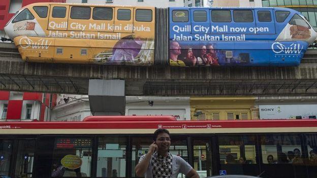 Monorriel de Kuala Lumpur