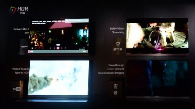 CES 2016: Samsung, LG, Sony and Panasonic TVs adopt HDR ilicomm Technology Solutions