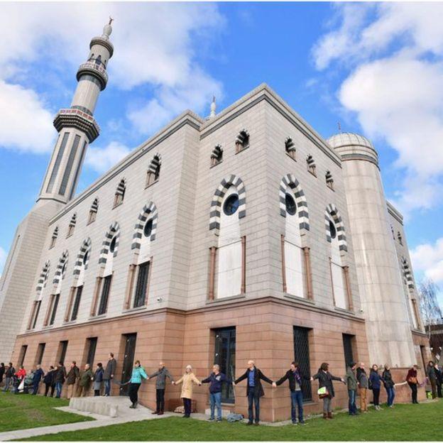 Mezquita de Rotterdam, Holanda