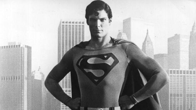 Christopher Reeve en Superman