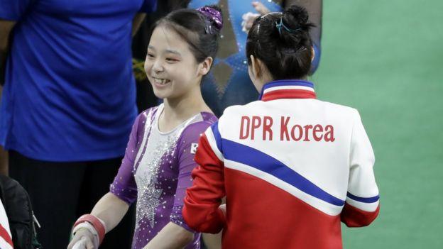 Lee Eun-ju na Hong Un Jong