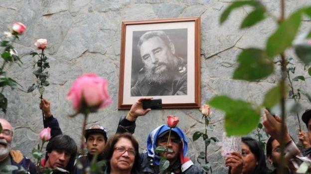Castro na wananchi wa Cuba walikuwa dhiki kubwa kwa Marekani