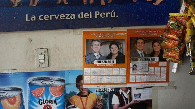 Calendarios de la campaña presidencial peruana 2011
