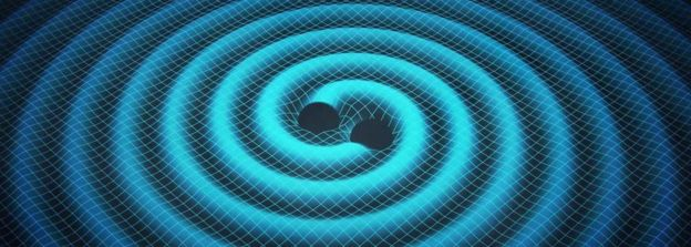 Scientists claim ripples from black hole einstein was right for Space time fabric black hole