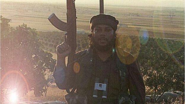 Абу Азиз в Сирии