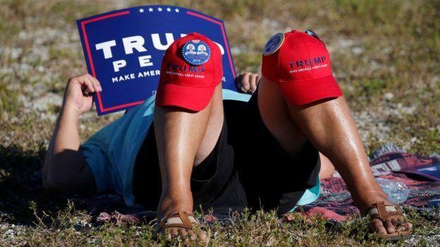 Seguidor de Trump