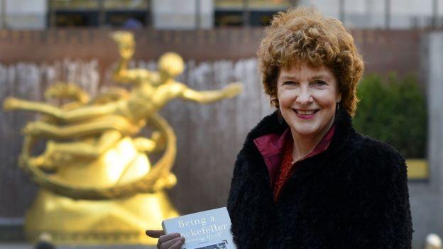 Eileen Rockefeller