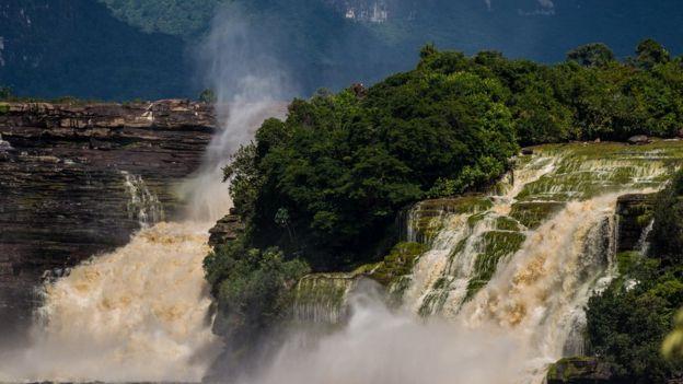 Saltos de agua