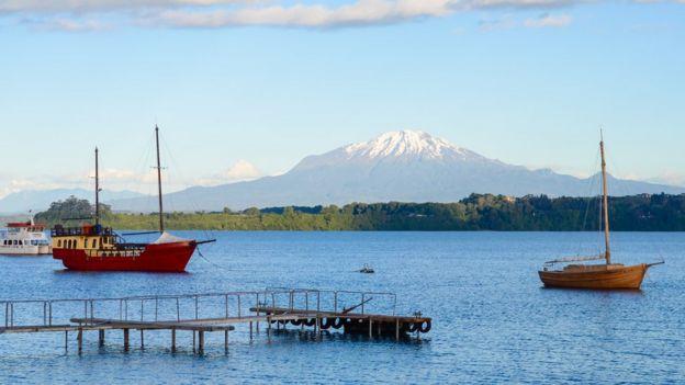 Puerto Varas, la bucólica ciudad del sur de Chile.