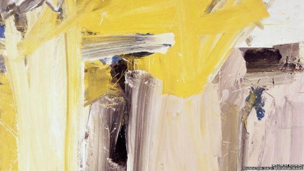 Obra de Willem de Kooning