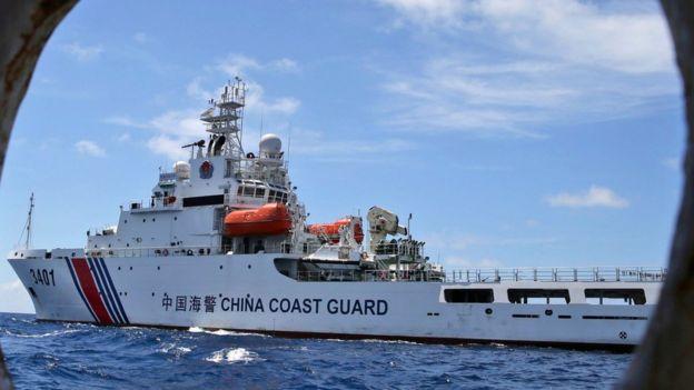 Tàu hải tuần của Trung Quốc