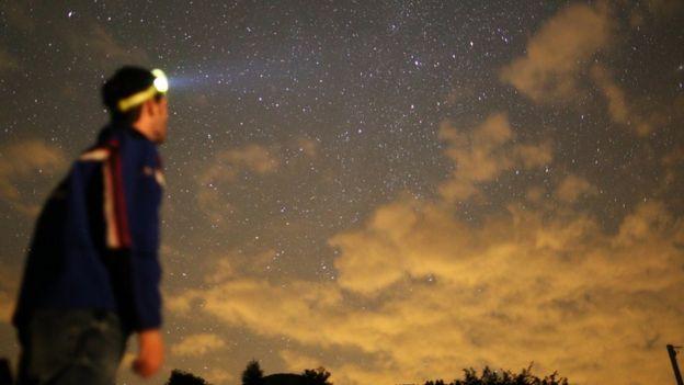 Noite de estrelas