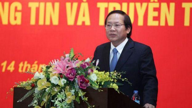 Bộ trưởng TT&TT Trương Minh Tuấn cũng là Phó trưởng ban Tuyên giáo