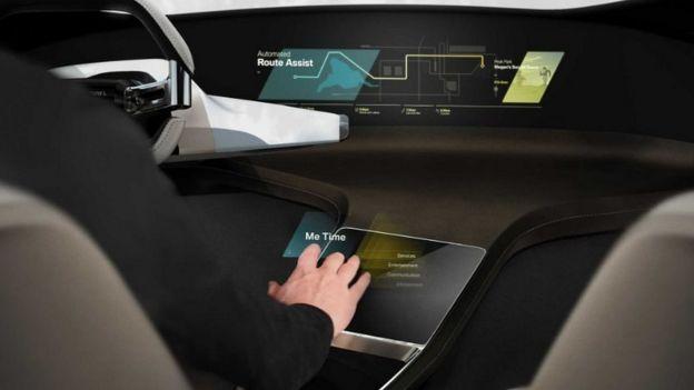 BMW HoloActiv