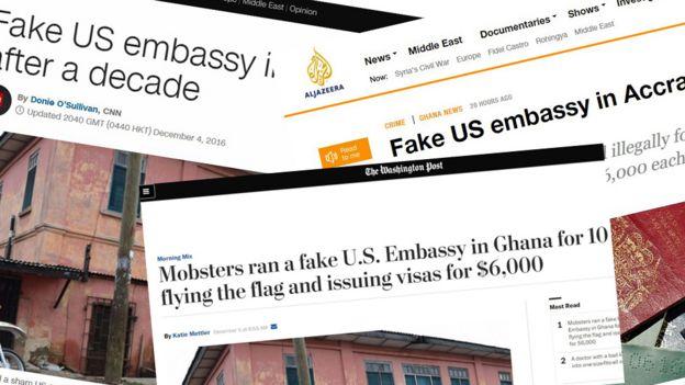 CNN, al Jazeera and Washington Post