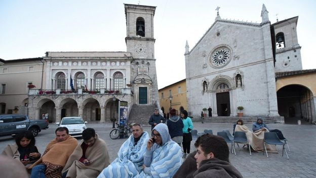 Norcia, Italia