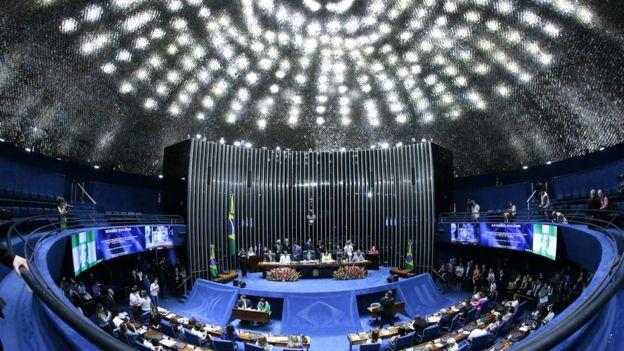 Sessão Solene no Congresso