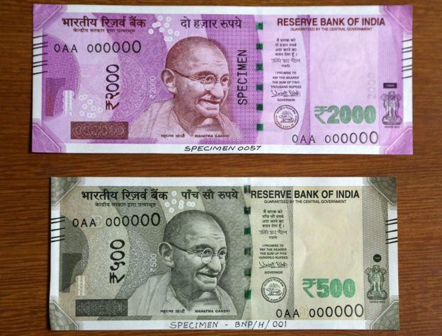 आएंगे 1000 रुपए के नए नोट  ,छोटे नोट भी बदलेंगे