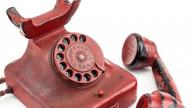 美国拍卖希特勒二战时期「杀人电话」