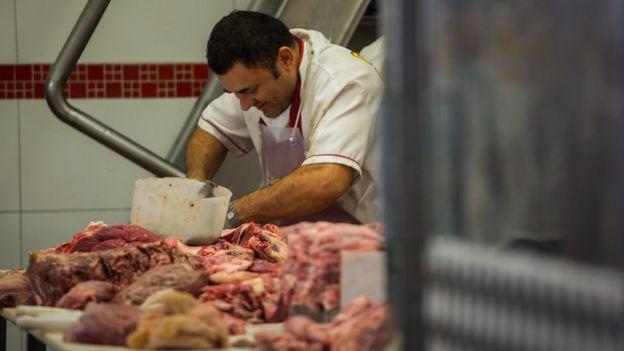 巴西為全球最大肉類出口國。