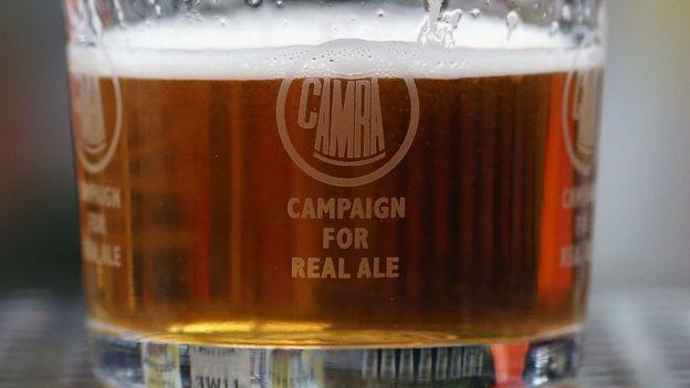Camra beer