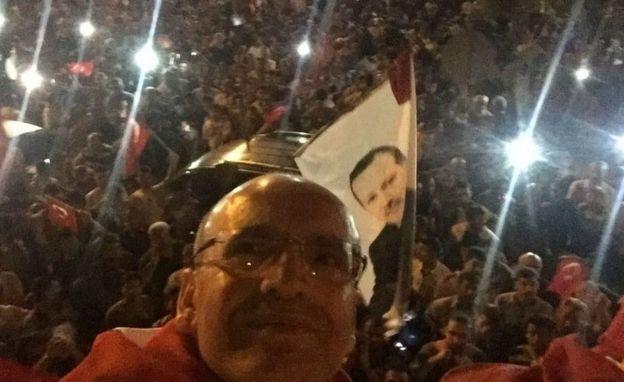 Mehmet Şimşek bu fotoğrafı Twitter'den