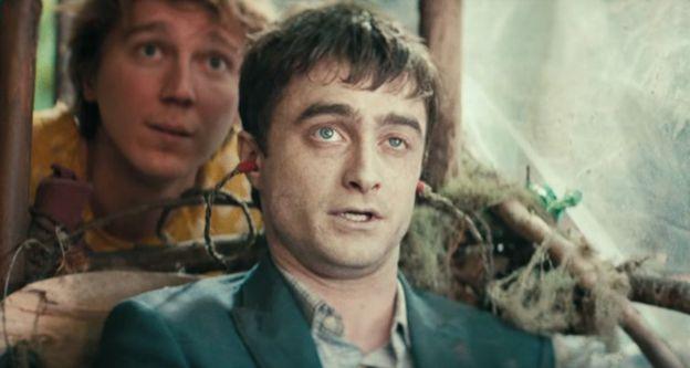 Paul Dano y Daniel Radcliffe en