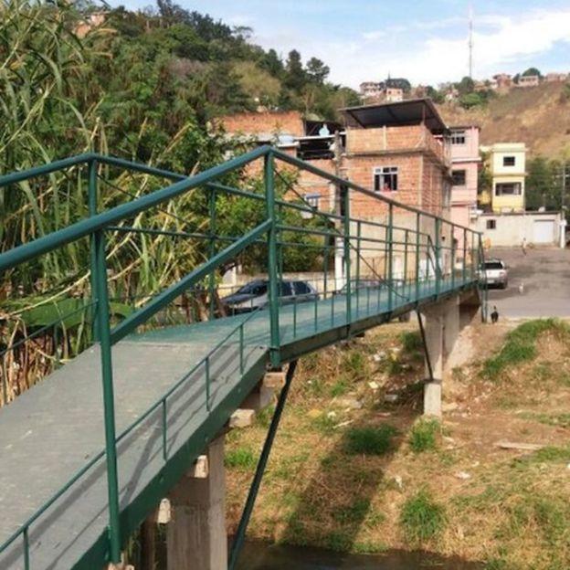 Ponte em Barra Mansa