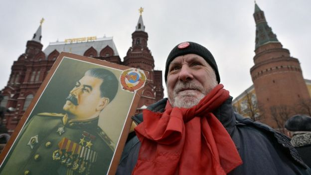 Seguidor de Stalin
