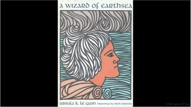 A Wizard of Earthsea - Ursula K Le Guin