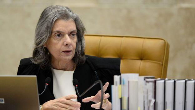 Ministra Carmén Lúcia