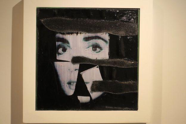 آب سیاه ، موضوع نمایشگاه این بار رضا درخشانی