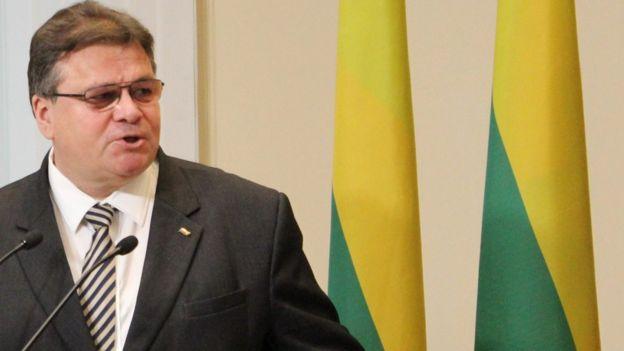Министр иностранных дел Листвы