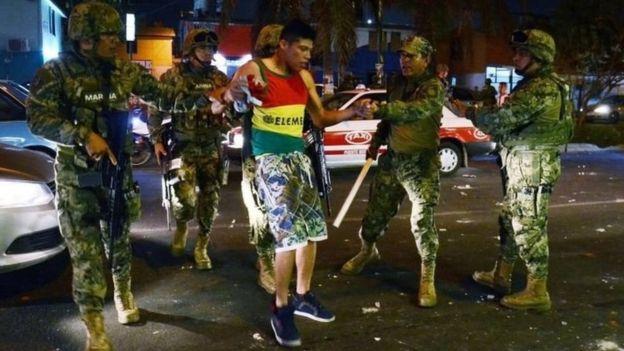 Zaidi ya waandamanaji 250 wamekamatwa na polisi
