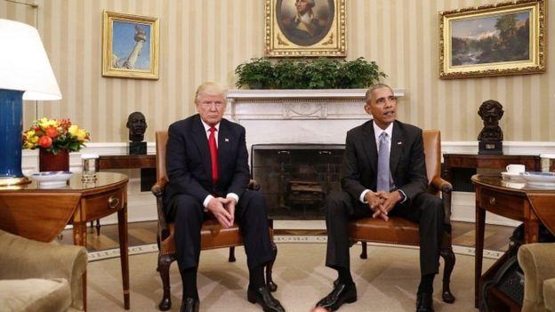 Obama, AS, Trump